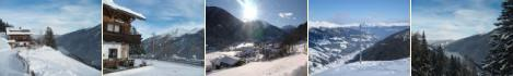 Winter im Ultental